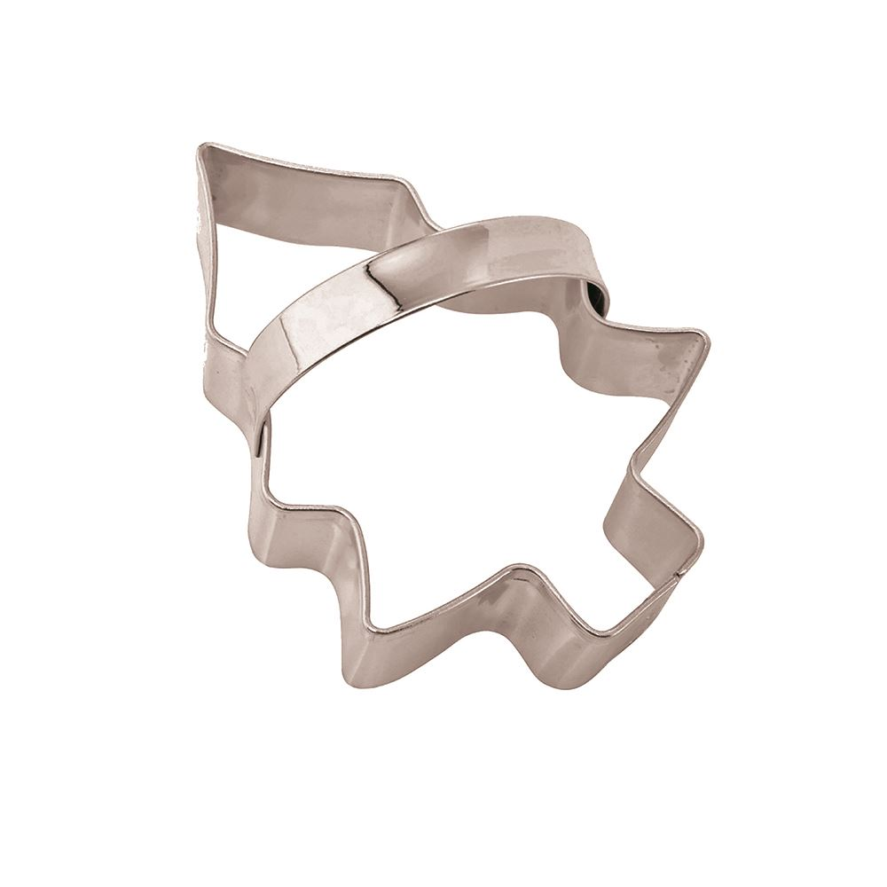 Steele S Christmas Tree Farm: CHRISTMAS TREE SS COOKIE CUTTER WITH HANDLE