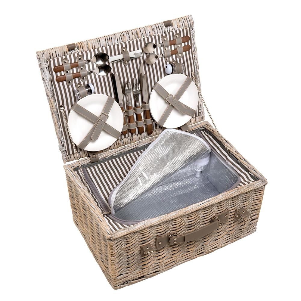 hampers  cool boxes  eddingtons -   person traditional hamper